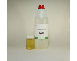 Эпоксидная смола ЭД-20 (0.5 кг) + отвердитель ПЭПА (50 гр)