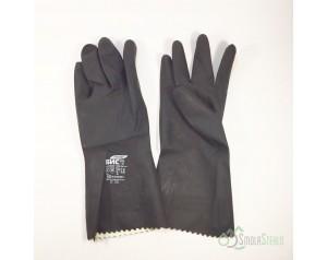 Перчатки КЩС резиновые